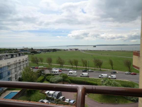 View from Games Room Balcony