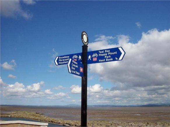 Morecambe Seafront