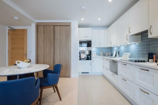 1 Bedroom Apartment - Chapelwood - Wilmslow (1)
