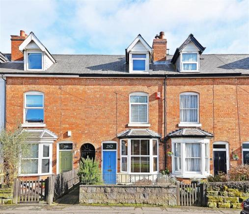 3 Bedroom Terraced House For Sale In Yardley Wood Road