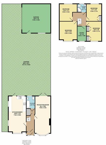 Floor Plan - Kenilworth Crescent, EN1 3RE.JPG