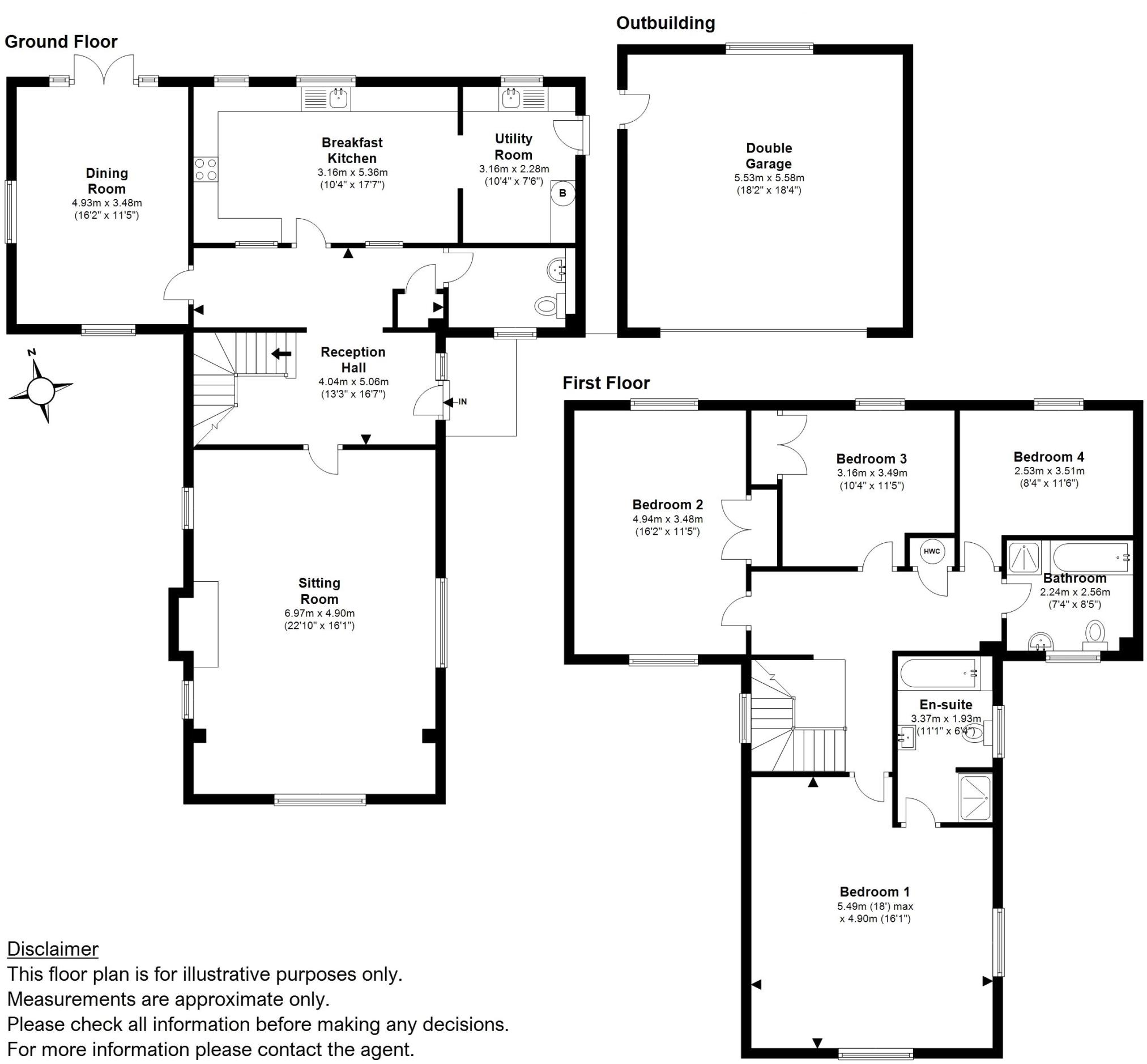 4 Bedroom Detached House For Sale In Barnetts Grove Kidderminster Diagram 1 Black Is Check 2 Double Dy10