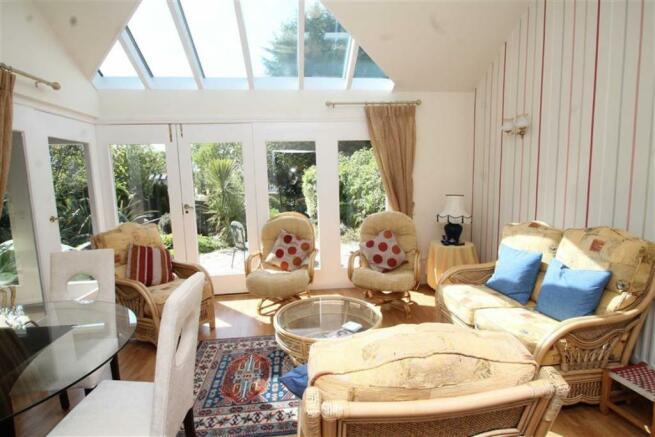 Extended Garden Room