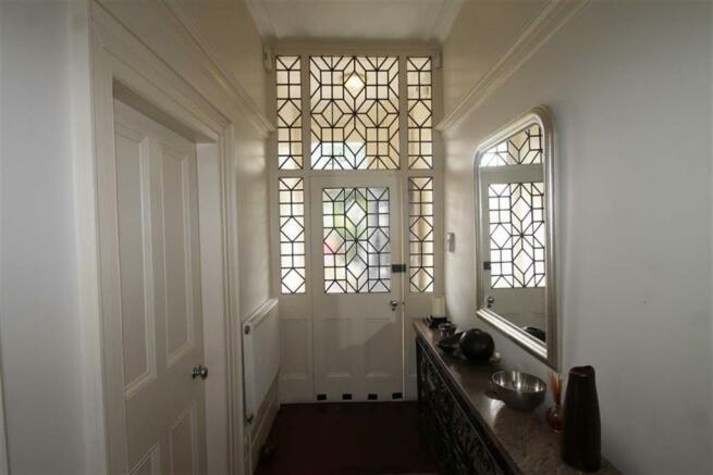 Enclosed Vestibule Porch