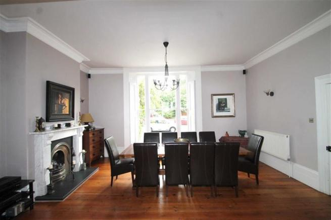 Front Reception/Dining Room