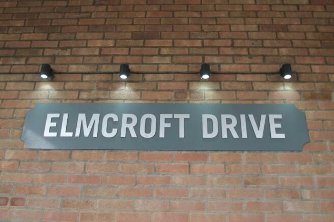 Elmcroft Sign