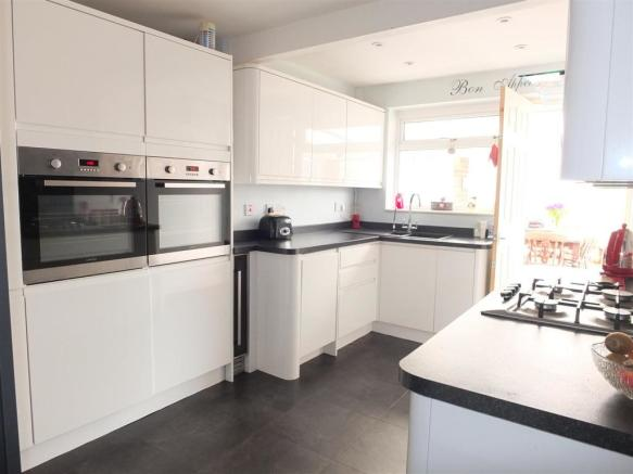 Refurbished Kitchen: