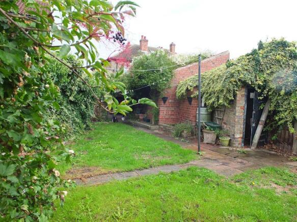109 High St Billinghay Rear Garden (3).JPG