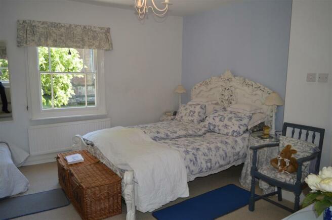 Bedroom One with En-Suite Shower Room