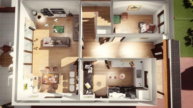 3D Floorplan G...