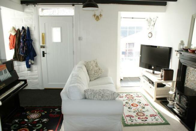 Lounge (furnishings not provided)