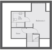 Plot 25 Upper Floor
