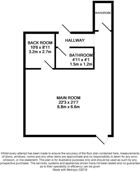 Floorplan - Suite 1