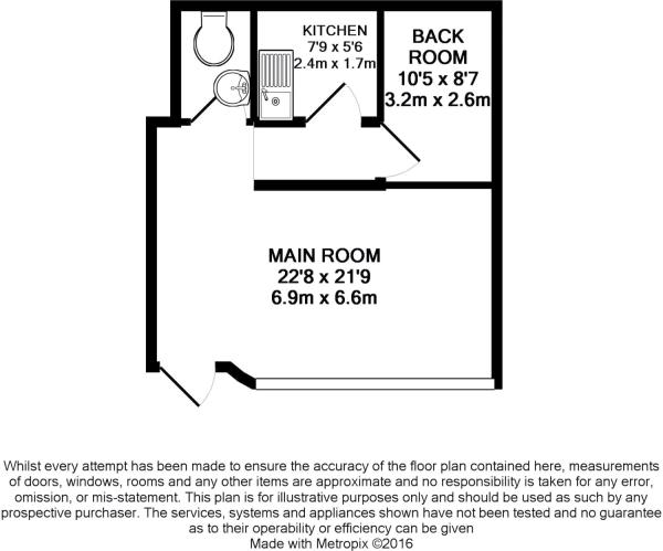 Floorplan - Suite 2