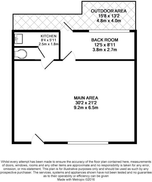 Floorplan - Suite 4