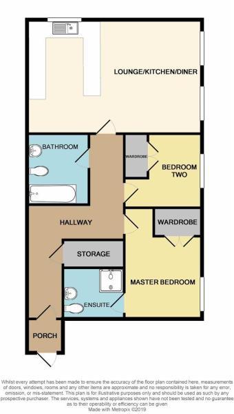 Darwin Court Floorplan