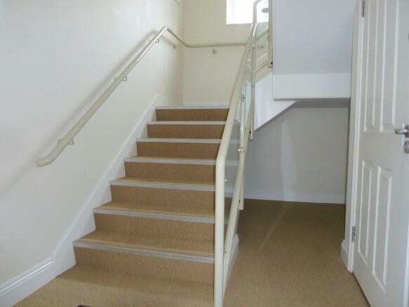 Comunal stairway