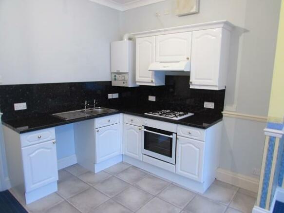 Example Kitchen Area