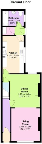 Floor Plans - Ground Floor