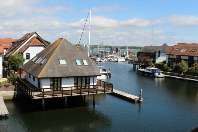 Southampton Water...