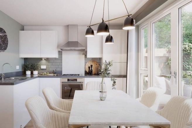Duart  kitchen and dining