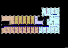 3 Floors Identical