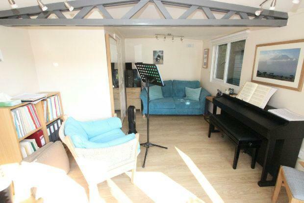 Music Studio Interio