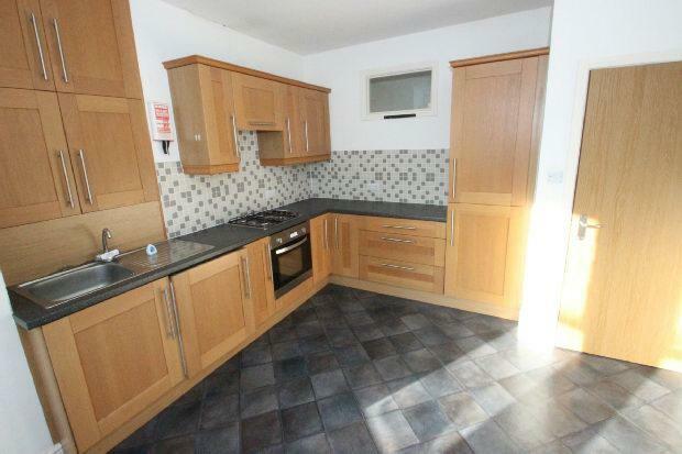 Flat 2 Kitchen Aspec
