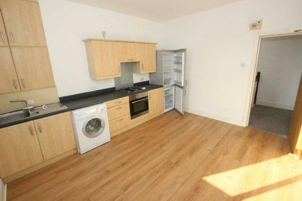 Flat 3 Kitchen Aspec