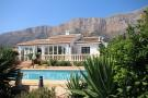 Detached Villa in Javea-Xabia