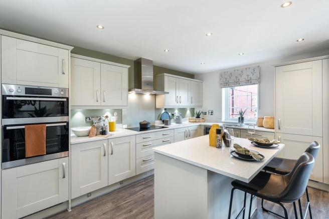 5 bedroom Manning Kitchen