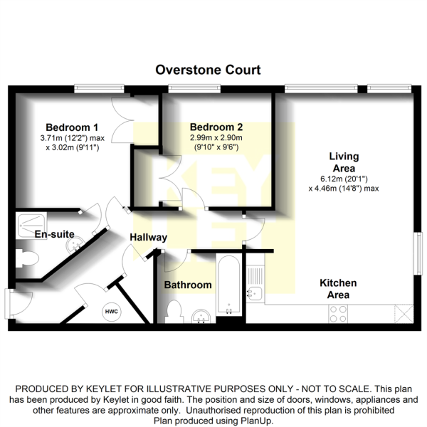 Overstone Court