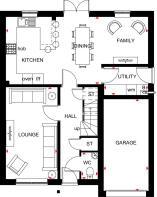 Ascot ground floor plan