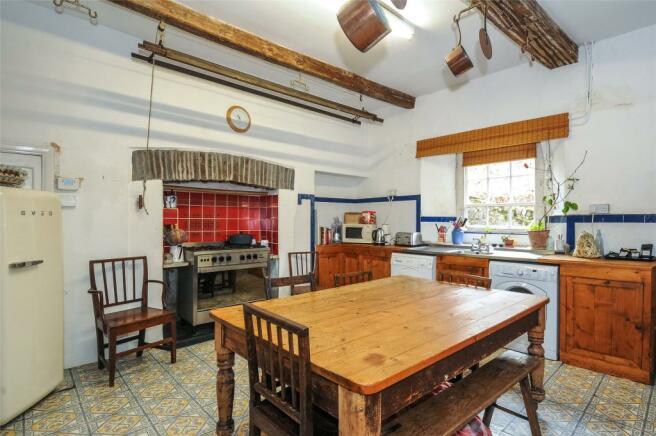 Henllys - Kitchen
