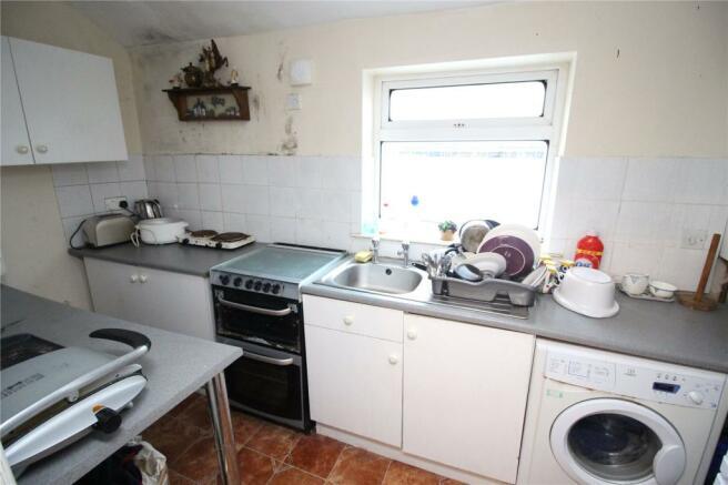 Flat 7A Kitchen