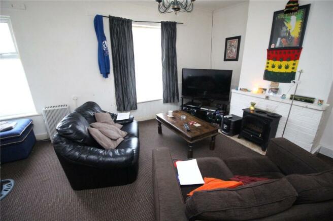 Flat 7A Lounge