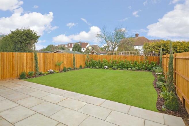 Show Home Garden