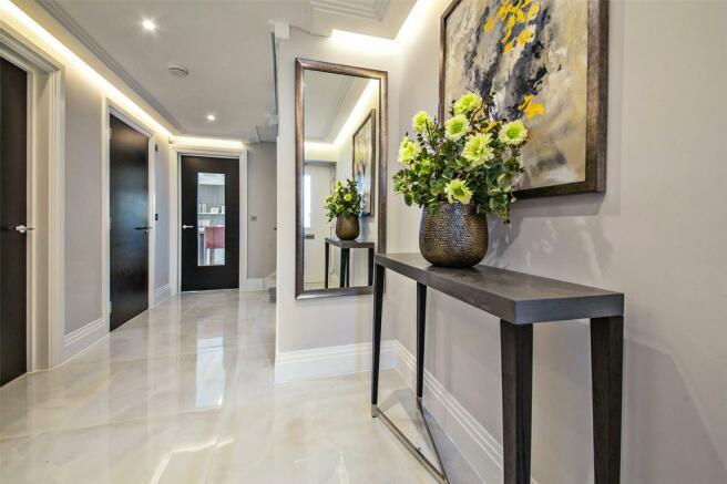 Show Home Hallway