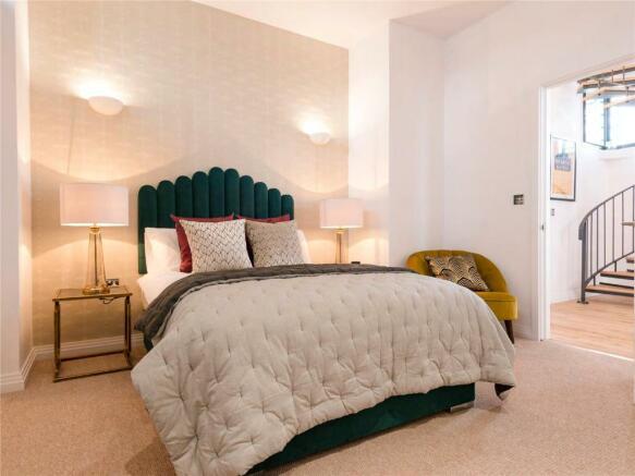 Show Flat Bedroom