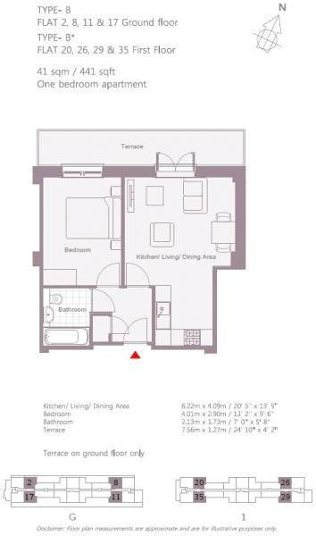 Plot 20 Floorplan