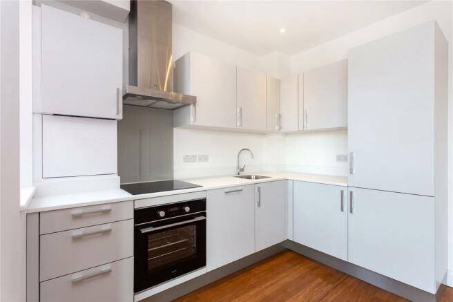 View Flat Kitchen