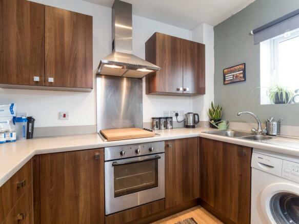 Kitchen Diner/living