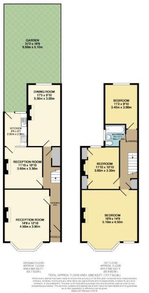 Floor Plan - Whymark