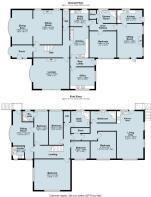 Elmsdale House & Flats floor plan