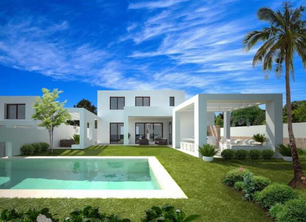 7bd559775e 3 bedroom villa for sale in Moraira