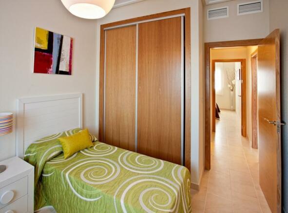2 & 3 BEDROOMS