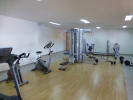 GYM IN COMPLEX