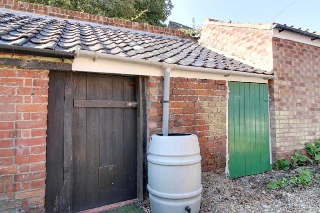 Storage Outbuildings