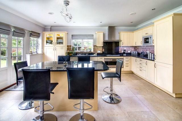 9 Cypress kitchen