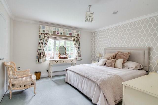 9 Cypress bedroom